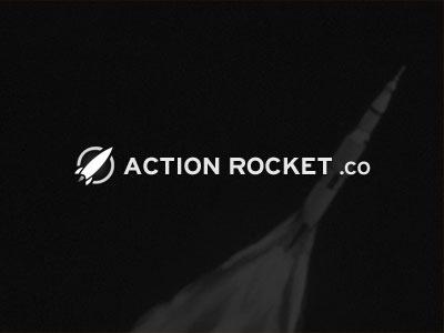 Action Rocket rocket branding