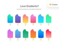 Sketch Gradients [Freebie]