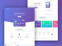 Landing Page - Product