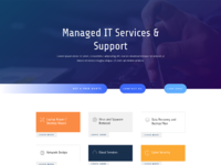 It services services page