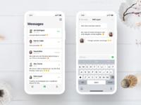 Messaging app final