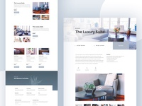 Bed and Breakfast Template Design for Divi