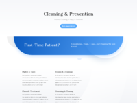 Dentist service page