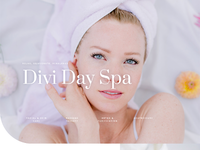 Say spa home page