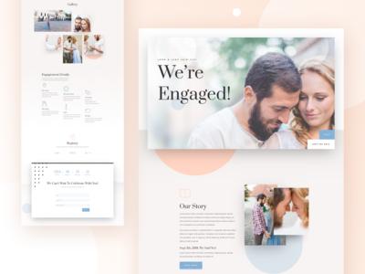 Wedding Engagement - Sneak Peek