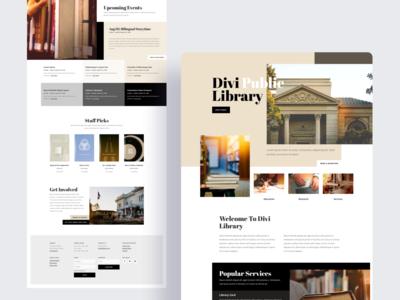 Library - Sneak Peek