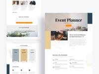 Event Planner - Sneak Peek