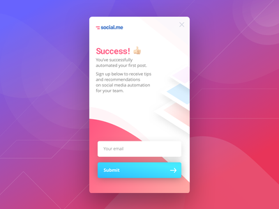 Daily UI 026 - Subscribe social illustration ux visual design subscription subscribe daily ui 26 daily ui 026 026 ui daily