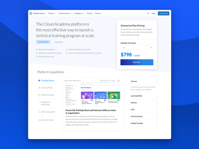 Pricing Page web design ui ux pricing page