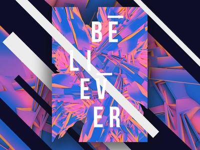Believer | Poster