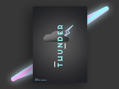 Thunder | Poster
