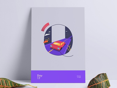 Poster | Letter Q