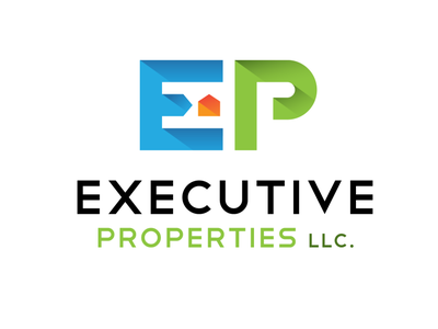 Executive Properties LLC. vector branding design identity logo