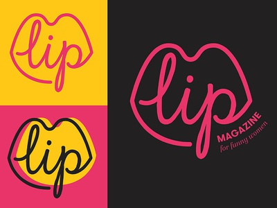 Lip Magazine Logo