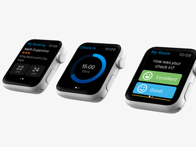 Apple Watch - Booking Now commerce reservation travel hotel apple watch booking.com watch apple now booking wearable mobile