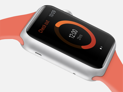 Apple Watch - Booking Now mobile wearable booking now apple watch booking.com apple watch hotel travel reservation commerce
