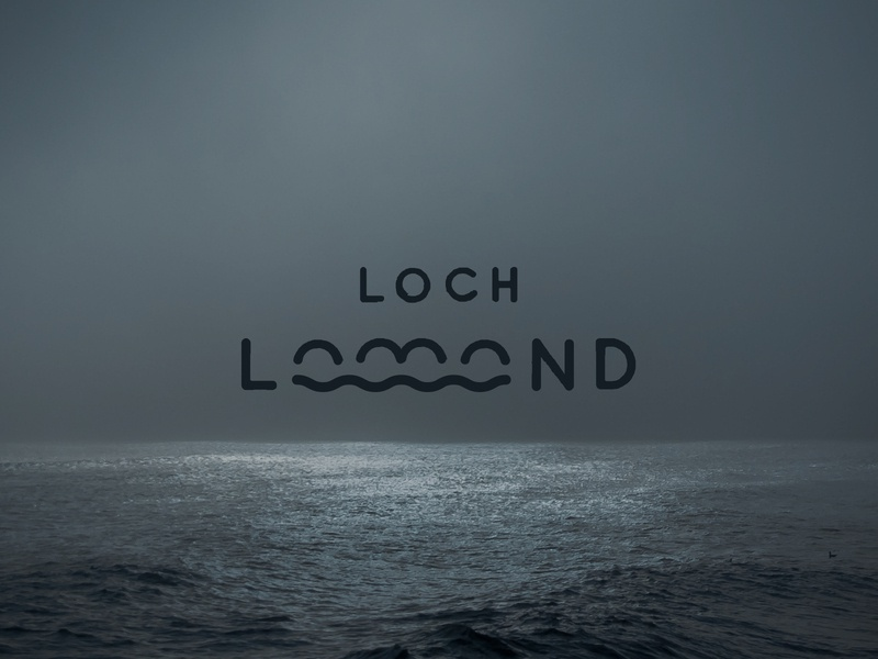 Loch Lomond identity designer identity branding identitydesign identity logo design logodesign logotype logos logo branding design brand identity brand design branding brand