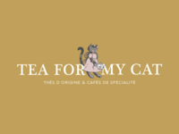 Tea For My Cat Logo