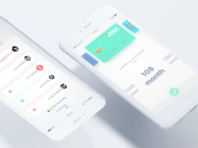 Tasking App Redesigned design ux user interface ui design iphone clean mobile app ios