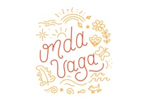 Lettering — Logo proposal for Onda Vaga