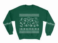 Not-Ugly Christmas Sweater