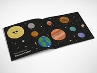 Illustration — Astrologic Book for Children