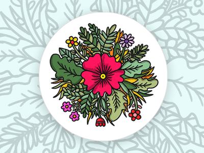 Floral Patch