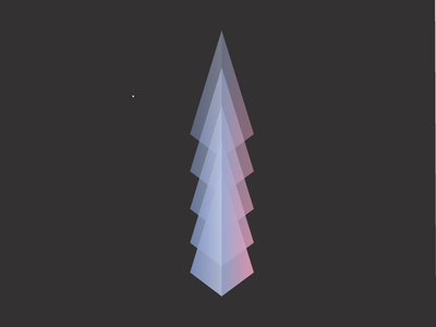 Space Shapes vector space shapes environment design branding logo illustration