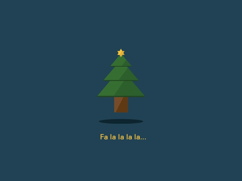 christmas tree icon free psd by ruth tsang dribbble - Christmas Tree Shop Careers