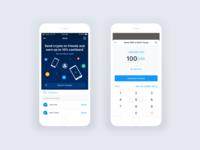 Crypto.com: Send crypto to friends