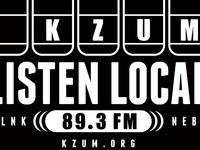 89.3FM KZUM Hoodie Design