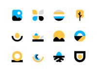 Better Logo Concepts