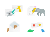 Animals 2x