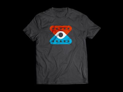 Cinapse Brand Proposal watch theater film strip cinephile criticism eye logo film movies brand
