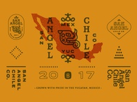 San Angel Chile Co. Brand II