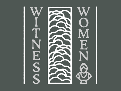 Witness Women type vertical type christine ford anita hill listen cooper greek woman believe women vote them out witnesses cloud illustration