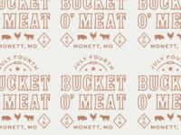 Bucket O' Meat 2019