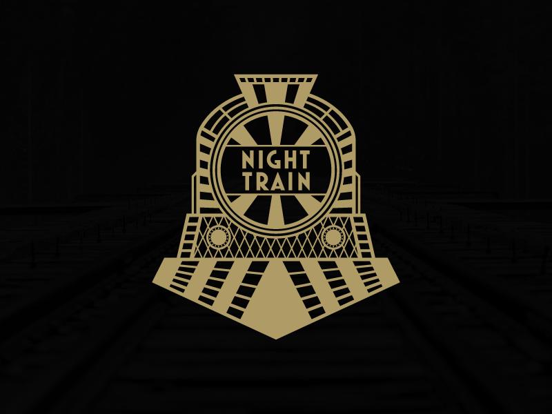 Night train logo 01