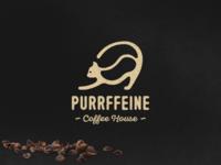 Purrffeine Logo