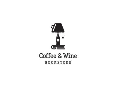 Coffe and Wine Bookstore