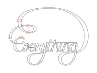 Everything...