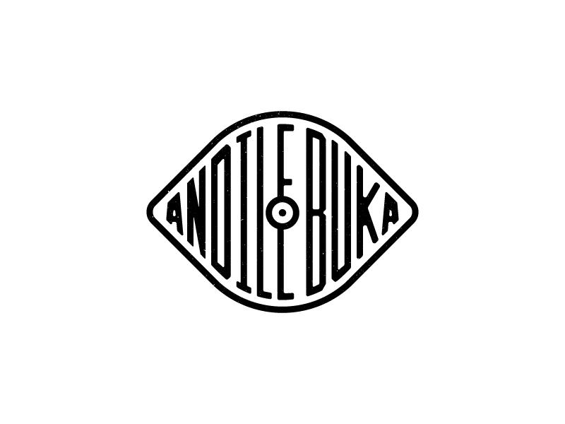 Andile Buka Logo identity corporate identity design logo branding