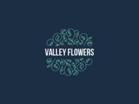 Valley Flowers Logo