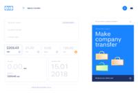 Tzke bank transfer 1