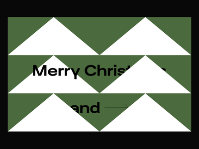 Merry Christmas! 🌲 video gif brutalism animation minimal web desktop ui christmas