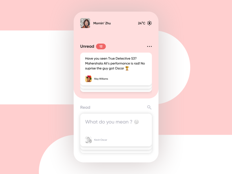 Messaging app 💬 sketch chat design ui mobile app message app messaging