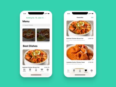 Mugal Mahal Online Food Ordering App