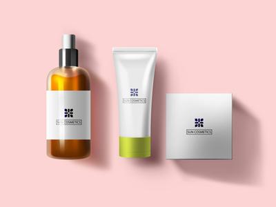 Sun Cosmetics Branding