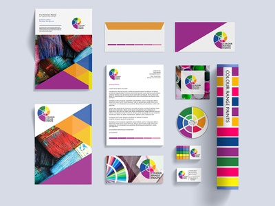 Various Corporate Identity Designs