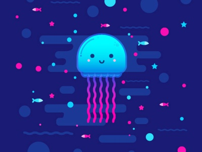 Just a Jelly In The Sea